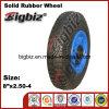 Custom Grinding 2.50-4 Shopping Cart Swivel Rubber Wheels