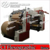 4 Color Roll Kraft Paper Ci Flexographic Printing Machine (CH884 series)