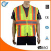 Reflective Vest with 2 Chest Pockets with Pen Divider