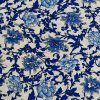 New 100% Polyester Print Flower Fashion Lace Fabric for Garment (0008)