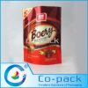 Stand up Chocolate Plastic Packaging Bag