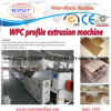 WPC Profile Line/ WPC Flooring/ Decking Profile Machine