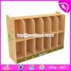 High Quality Kindergarten Wooden Small Shelf Unit W08c228