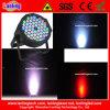 Plastic Housing 54W RGBW LED High Power PAR Can Party Light