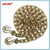 Galvanized Transport Binder Chain with Grab Hook