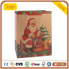 Kindly Father Christmas Presents for Babies Kraft Shopping Paper Bag