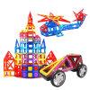 Wholesale Plastic Magnetic Building Block Children Toys