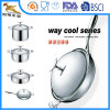 Kitchen Equipment / Polished D5 Stainless-Steel Kitchenware