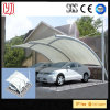 Car Parking Tensile PTFE Membrane Structure Roof