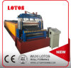 PPGI PPGL Color Sheet Small Wave Corrugated Roll Forming Machine