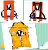 Single Air Chamber Automatic Inflatable Life Jacket