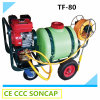 80liter Agricultural Portable Gasoline Power Garden Sprayer with Weels Machine (TF-80)