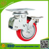 Industrial PU Wheel Spring Caster