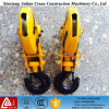 Crane Manufacture Safety Operated Heavy Lifting Hook 3t