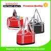 Outdoor Picnic Basket Tote Bag for Storage with Zipper