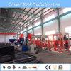 Construction Automatic Concrete Brick / Block Making Machine
