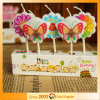 New Butterfly Party Print Candle