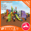 Commercial Children Outdoor Playground Plastic Climbing Wall