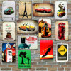 Multi-Kind Metal Decorations Tin Sign Wall Decoration for Gift