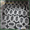 DIN3093 Type Wire Rope Cable Oval Aluminum Ferrules
