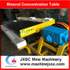 Shaking Table Concentrator for Coltan Concentration Plant in Uganda