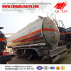Aluminum Alloy Semi Trailer Tri-Axles for Fuel Storage and Transport