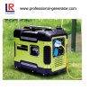 Gasoline 2kw Portable Digital Inverter Generator Silent Type