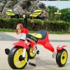 Baby Tricycle Ride on Toy with Music Three Wheeler Trike
