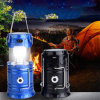 Solar Powered LED Camping Lamp