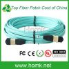 MPO-MPO Om3 Fiber Optic Patch Cord