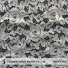 Stretch Floral Lace Fabric for Dress Material (M0361)