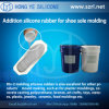 Transparent RTV Silicone Rubber for Toys Manufacturer