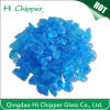 Ocean Blue Terrazzo Colored Glass Chips
