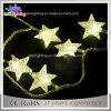 Party Fairy Lights Holiday Light Christmas Decoration Light Battery Operated Five-Pointed Star LED Christmas String Lights