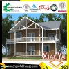 CE Certificated Light Steel Villa for Living