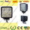 LED Work Light, 16PCS*3W LED Work Light, 12V DC LED Work Light for Trucks
