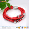 Factory PU Leather Bracelet for Promotion Gifts # 31549