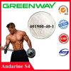 Pharmaceutical Chemical Muscle Growther Sarms Powder Andarine S4 for Bodybuilding Supplements