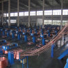 Upward Continuous Casting System for Oxygen-Free Copper Rod E