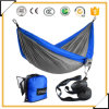 Carries Parachute Portable Camping Hammocks with Hanging Rope and Carabiners