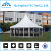 Aluminum Frame PVC Dome Multi Side Tent with SGS