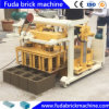 Movable Hydroform Concrete Hollow Standard Brick Block Molding Machine