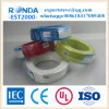 0.75 1 1.5 2.5 4 PVC insulation flexible electric wire