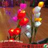 LED Emulation Tulip Flower Light for Decoration