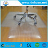 Transparent Hard Plastic Floor Mat Size 36X48 Inches /46X60 Inches; Thickness 1.8-2.5mm; Multiple Shapes