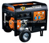 Gx390 Shw210r Electric Single Phase Gasoline Welder Generator