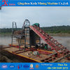 Mining Sand Gold Dredger with Chain Bucket