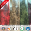 China Factory PVC Artificial Leather for Sofa, Car Seat Ect
