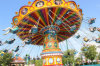 Amusement Park Rides Outdoor Flying Chair Swing Chair Playground