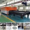 High Speed Metal Sheet Cutting 500W Fiber Laser Cutting Machine